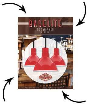 Baselite Food Warmers Catalog