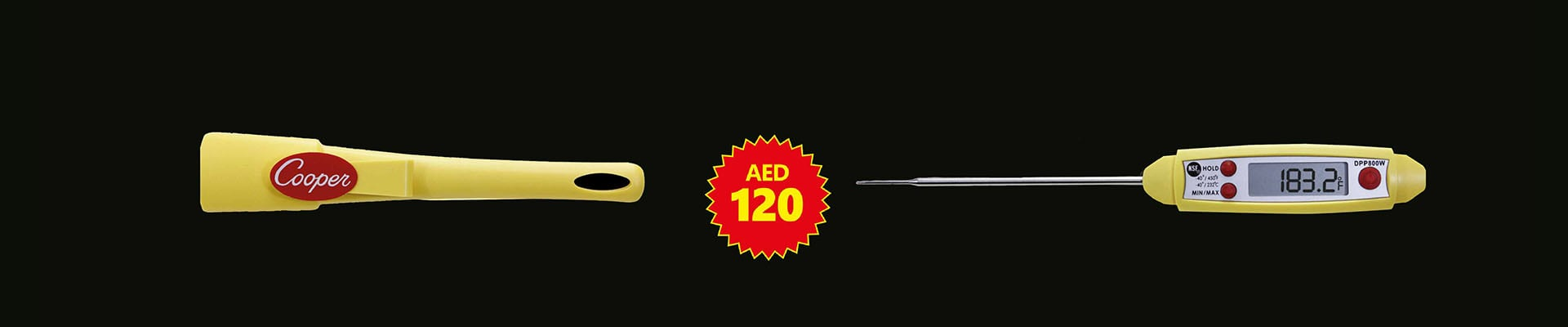 Kitchen Thermometers Dubai